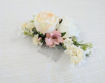 Hair Pin, Floral Pins, Hair Accesory, Floral Accesorry, Floral Hair Pin, Silk Flower Pin, Wedding Florals, Wedding Hair Accesory