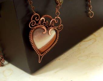 Solitudi * necklace of desert