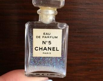 Chanel No5 Bottle Pin Brooch