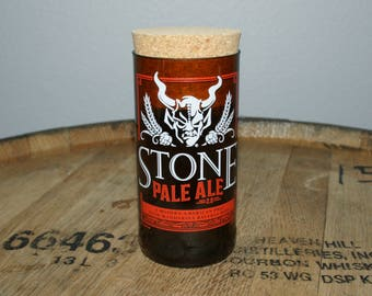 UPcycled Stash Jar - Stone Brewing Co. - Pale Ale 2.0