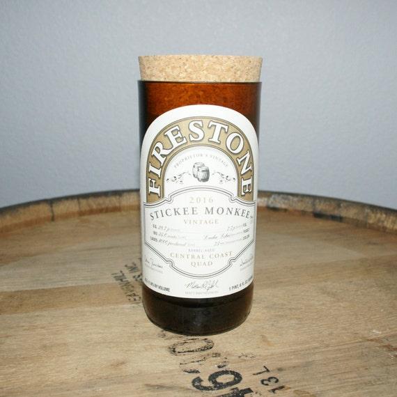 UPcycled Stash Jar - Firestone Walker - Stickee Monkee