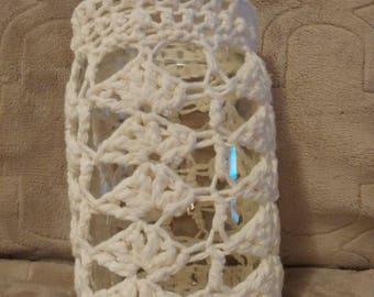 Mason jar luminary - quart size