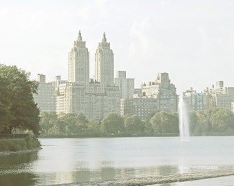 New York Photo, NYC Photography Print, Central Park, Wall Art Print, New York City, Wall Decor, Buildings Picture, Urban Art