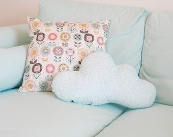 Cushion cloud Mint Dore 40x23cm