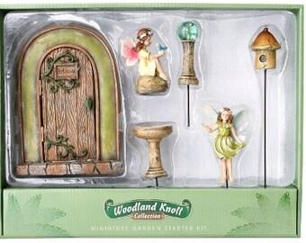 Fairy Garden  - Fairy Door Collection - Miniature