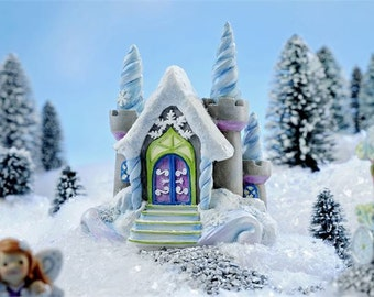 Snow Fairies Castle