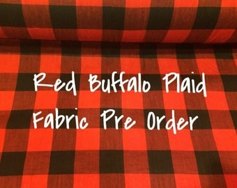 "Shop ""buffalo plaid fabric"" in Pet Supplies"