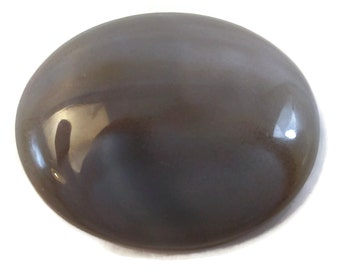 Brazilian Agate Cabochon Polished Handcrafted In The USA Great Wire Wrapping Pendant CB.58