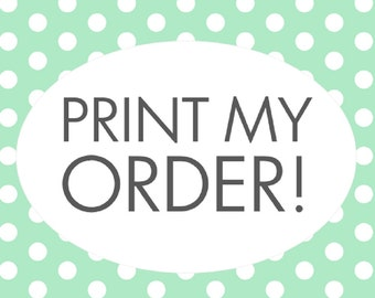 PRINTING - Set of 10 Invitations or Cards + Envelopes