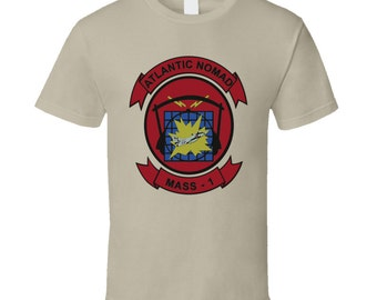 Marine Air Support Sqaudron One T Shirt