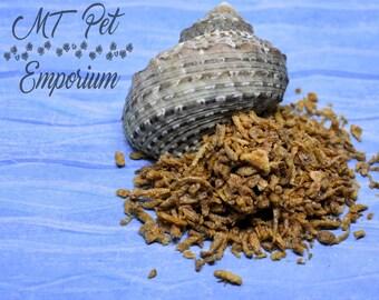 Plankton- Hermit Crab Food