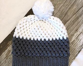 Slouchy Beanie, Winter Hat, Crochet Beanie, Crochet Slouchy Hat, Slouchy Hat, Crochet Hat, Crochet Winter Hat,
