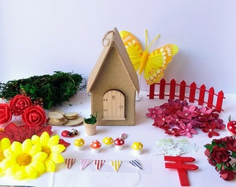 Sale | Fairy House Craft Kits | Fairy House Accessories | Fairy House Kits