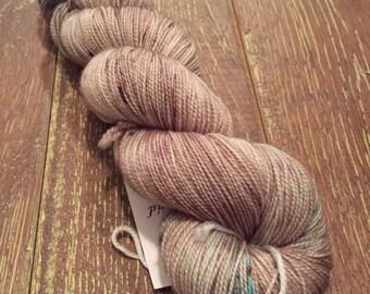 Hand Dyed Superwash Merino Nylon Sock Yarn, 100g/3.5oz, 'John Wayne'