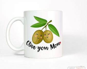 Mom Gift from Daughter | Mothers Day Gift for Mom Mug | Mom Birthday Gift for Mom from Daughter or Son | Cute Mom Coffee Mug