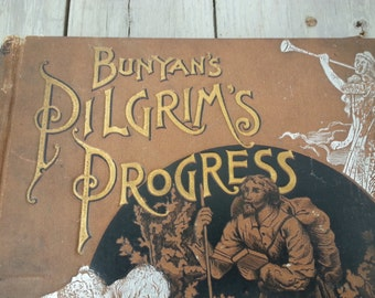 Pilgrim's Progress - John Bunyan (1890)