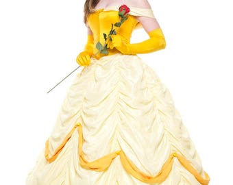 Belle - Beauty and the Beast Full Cosplay Costume