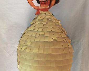 Disney Princess Piñata - Moana