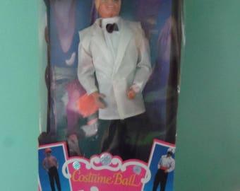 Mattel Vintage Costume Ball Ken Barbie Doll