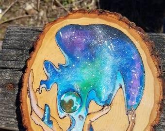 Drape the Galaxy - by Yarrish Arts