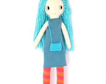DOLLS - Elsa - Rag doll