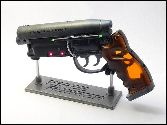 Lapd 2019 Pkd Detective Special Blaster Prop Replica