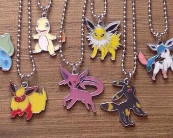 Pokemon PARTY FAVORS Pendant Necklace