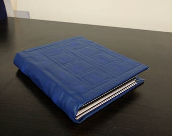 Address Book inspired by River Song's Diary from Doctor Who
