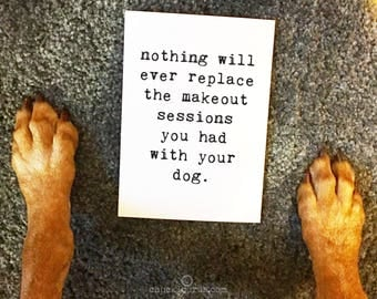 Pet Sympathy Card, Funny Cards, Wholesale Cards, Sarcastic Cards, Sympathy for Dog, Dog Cards, Pet Cards, Friendship Card