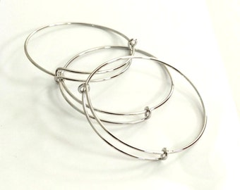 3 Wire Bracelet Bangles Braclet Charms