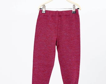 Knit pants of Bo from super soft Merino Wool