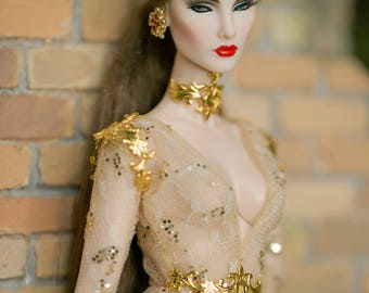 "dress for fashion royalty , Poppy Parker, Silkstone Barbie, barbie Doll , , 12"" fashion doll"