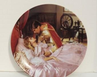 Dornroschen Sleeping Beauty Limited Edition Plate