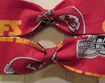 Kansas Chief Bow Tie