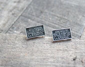 star wars cufflinks darth vader
