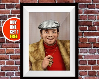 Only fools and horses,  Del boy, Only fools prints , Only fools posters