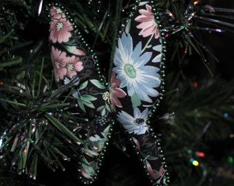 Pretty Flowers Butterfly