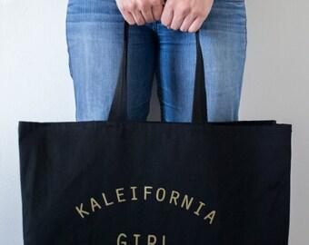 Kaleifornia Girl Tote Bag