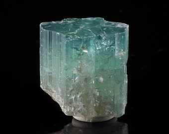 11.2g Blue TOURMALINE Crystal from Namibia - for Jewelry Making, Raw Tourmaline Ring, Tourmaline Necklace & Rough Tourmaline Jewelry 23303