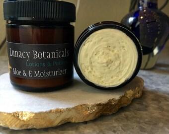 Aloe and E Facial Moisturizer For All Skin