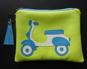 Scooter make up bag