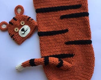 Tiger Cocoon Set