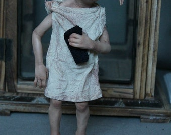 Dobby, the house elf. Dobby doll.