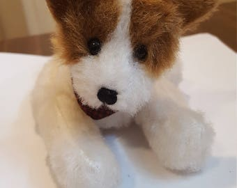 Beautiful Cottage Collectibles Jack Russell Dog by Ganz