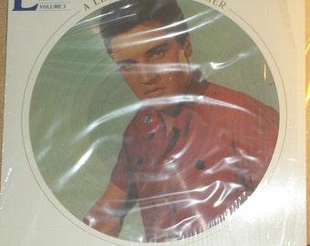 Elvis Presley A Legendary Performer Picture Disc Record Album
