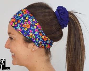 Headband for floral hair flash