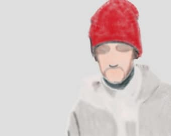 Tyler Joseph Twenty One Pilots Artwork