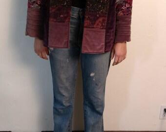 Vintage Suba Patchwork Jacket