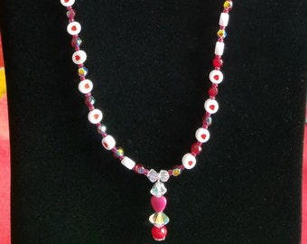 Going out of business Valentine necklace set