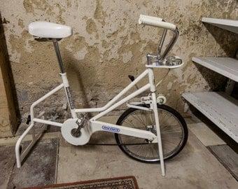 Exercise bike vintage DE GRIBALDY 60's / 70's